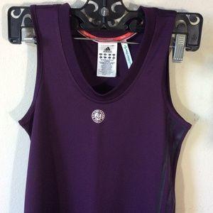 adidas Dresses - Adidas ROLAND GARROS Plumb Tennis Dress